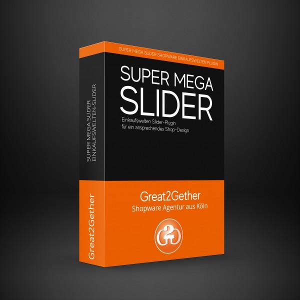 Super Mega Slider